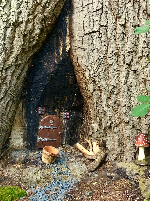 Chawton Fairy Door