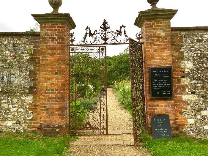 Chawton House Library Garden