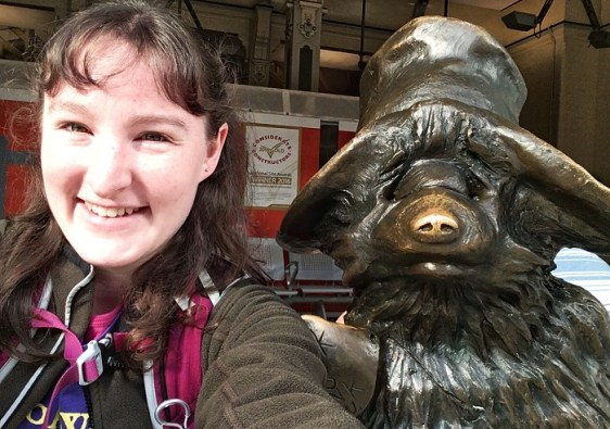Paddington Bear and I