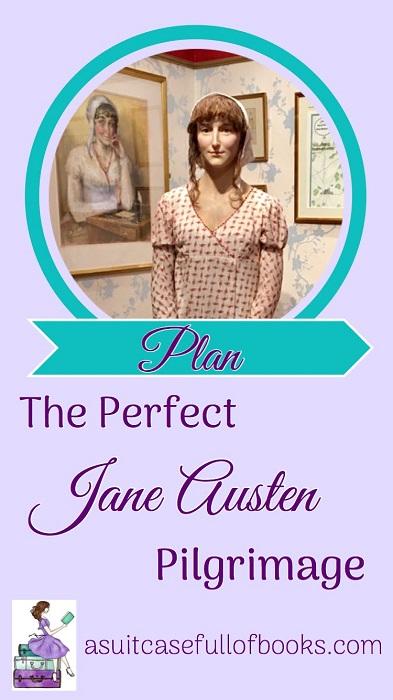 Plan the Perfect Jane Austen Pilgrimage Pinterest Pin