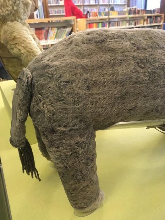 Eeyore's tail