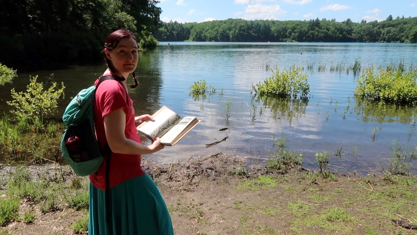 A Literary Tour of Concord & Walden Pond