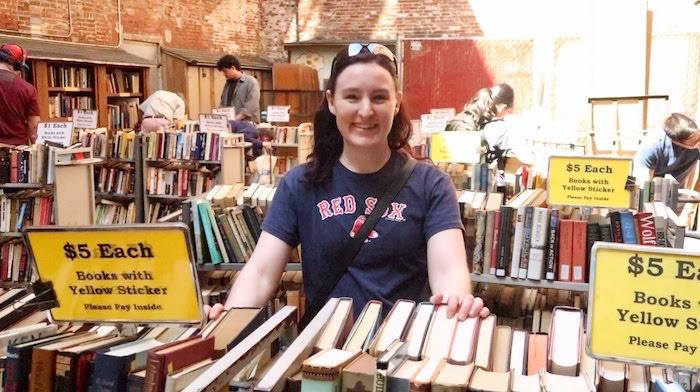 Brattle Books Boston