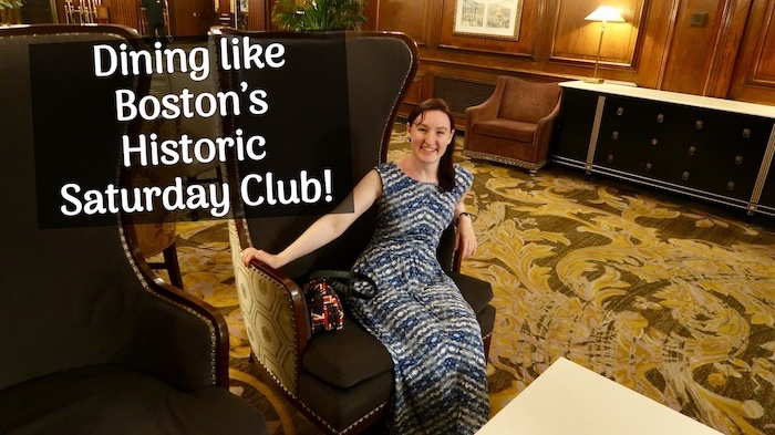 Longfellow's Boston Footsteps Vlog