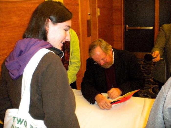 Bill Bryson Boston Book Fair