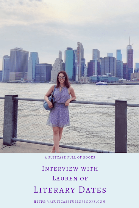 Interview with Lauren of Literary Dates Pin