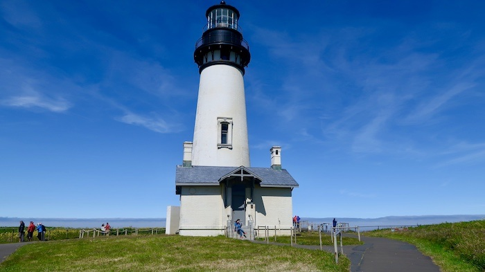 Newport, Oregon and Murder at the Lighthouse