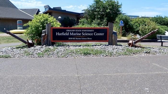 Oregon State Marine Center