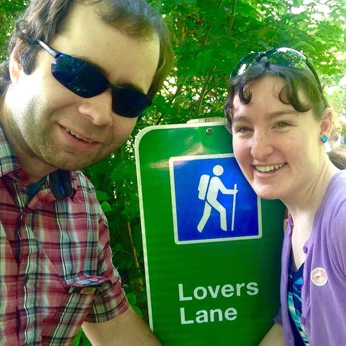 Lovers Lane PEI