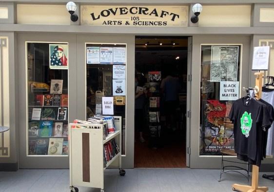Lovecraft Arts and Sciences Shop