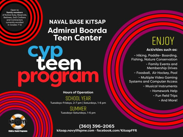 Child & Youth Program - Services Promotion
