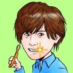 山田涼介、歯は白いが歯並びは!?姉はチョコ屋でブログが中傷された!?