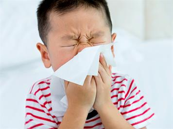 5 ways to prevent flu and infections in children