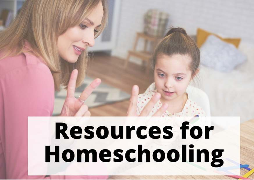 resources for homechooling