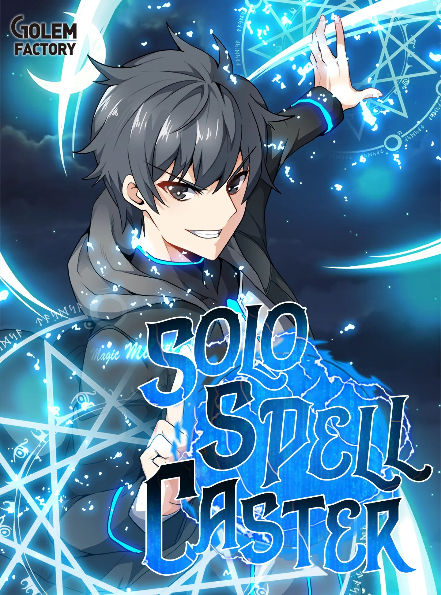 Solo Spell Caster