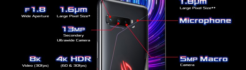 OnePlus 8T vs ROG Phone 3   ?Most Powerful Comparison ⚡⚡⚡