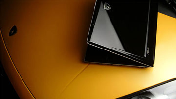 Lamborghini VX1 Notebook