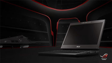 ROG G74 Gaming Notebook