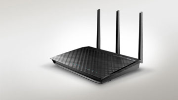 RT-N66U Router