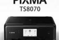Canon PIXMA TS8070 Driver Download