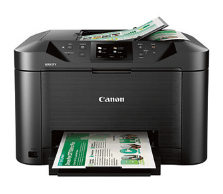 Canon MAXIFY MB5120 Support & Drivers Download