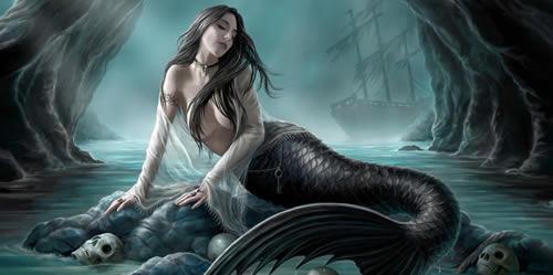 sirenas mitologia o realidad