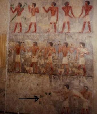 aliens en el Egipto Antiguo