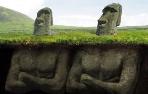 Los misterios de la Isla de pascua