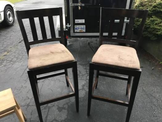 DIY Barstool Project