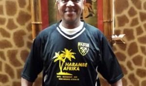 Harambe-Chef Berry im neuen ASV-Trikot
