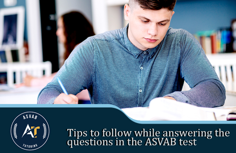 5 Proven Tips to do well in the ASVAB Test | ASVAB Test New York