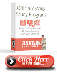 Increase ASVAB Scores - Study Program