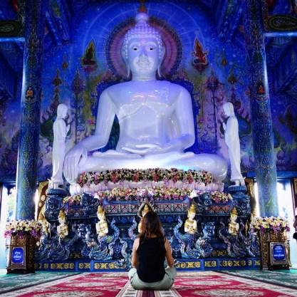 Blue Temple - Chiang Rai