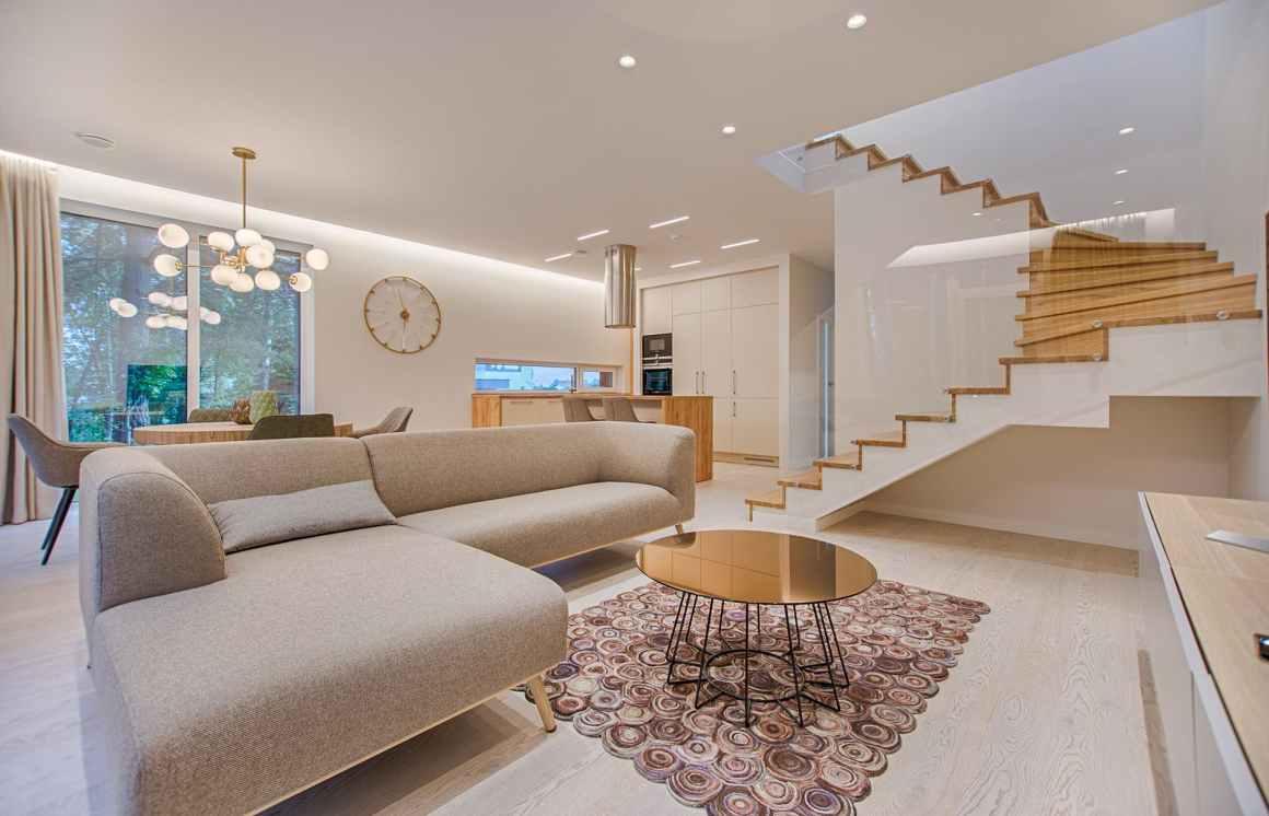 interior design of a house
