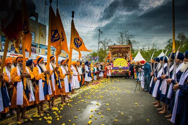 baisakhi parade