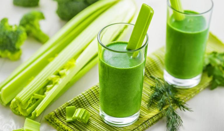 The World's Going Bonkers Over Celery Juice! Here's Why