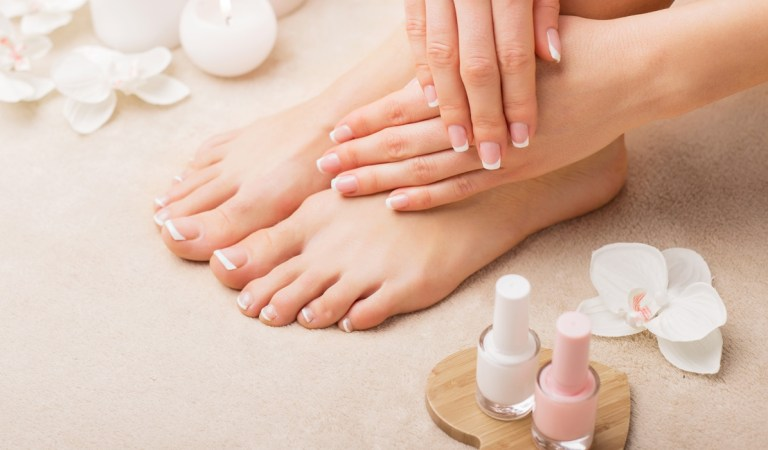 How To Give Yourself A Pedicure At Home & Save Trips To The Salon