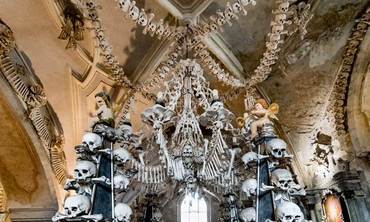 5 Bone Churches In The World That Are Creepier Than Anything