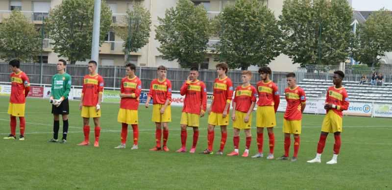 ASV – FC Mantois U17
