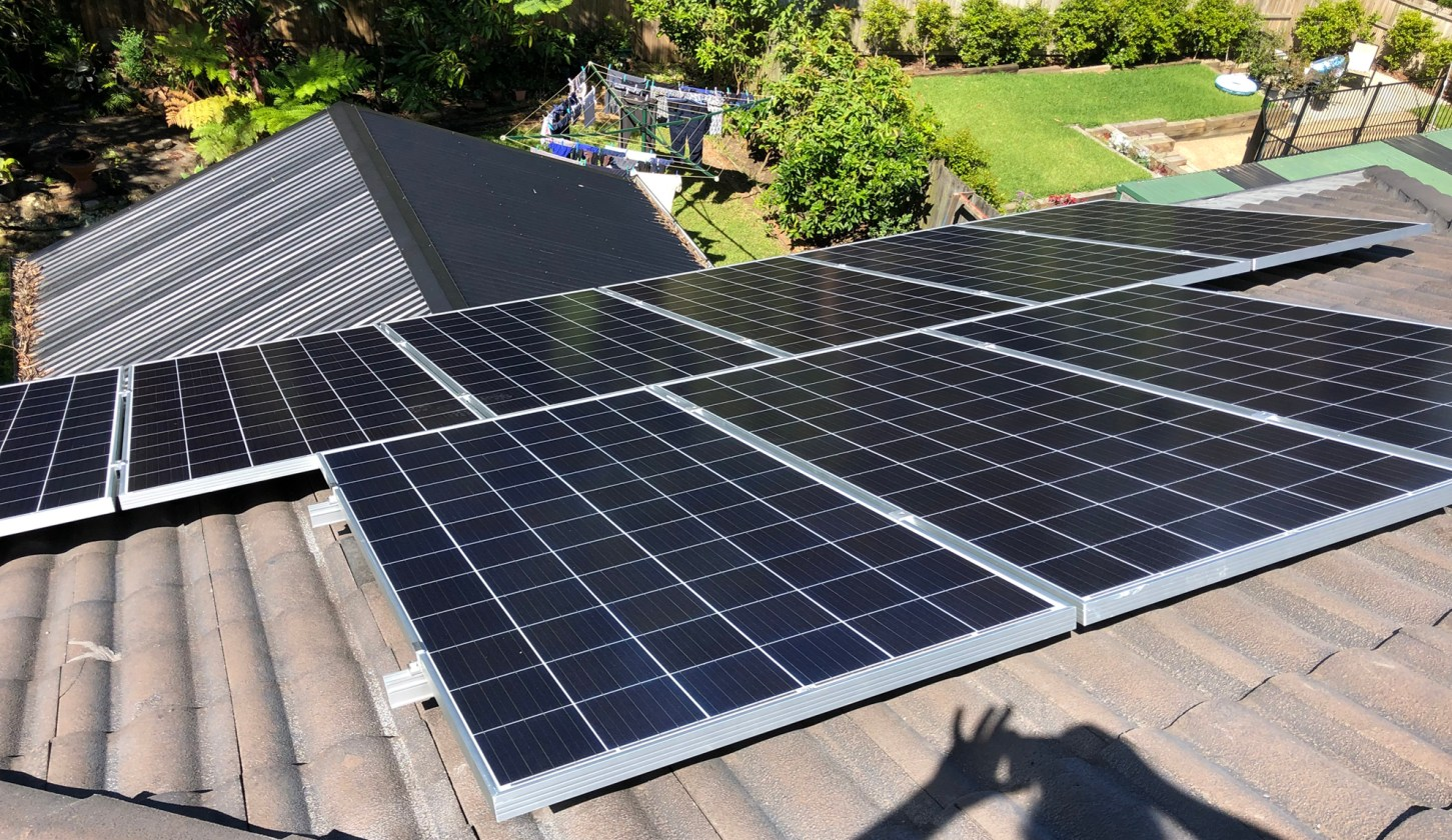 3.96kW SolarEdge Optimised System