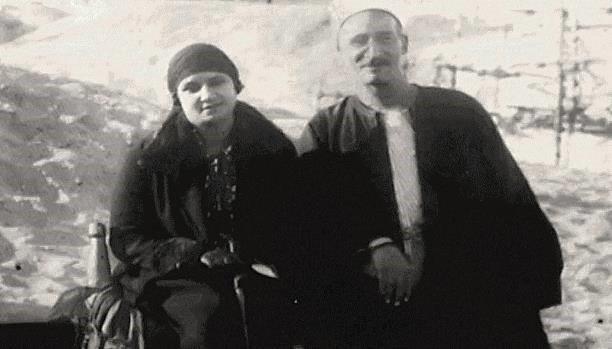 ابو العلا محمد و ام كلثوم