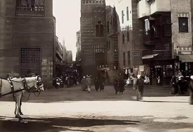 حي الغورية في الثلاثينات