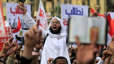 مظاهرات الإسلاميين في التحرير