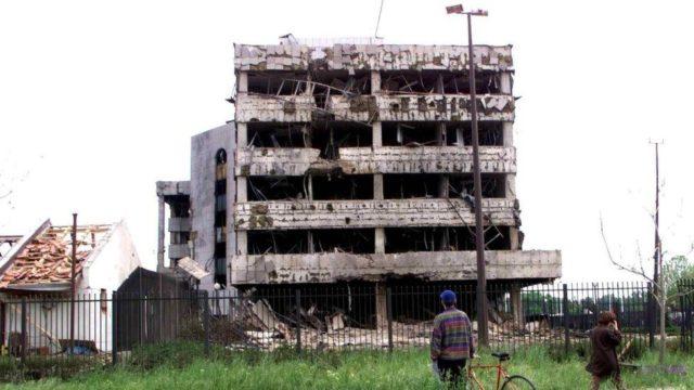 العلاقات الأمريكية الصينية وتفجير مبنى سفارة الصين في بلجراد
