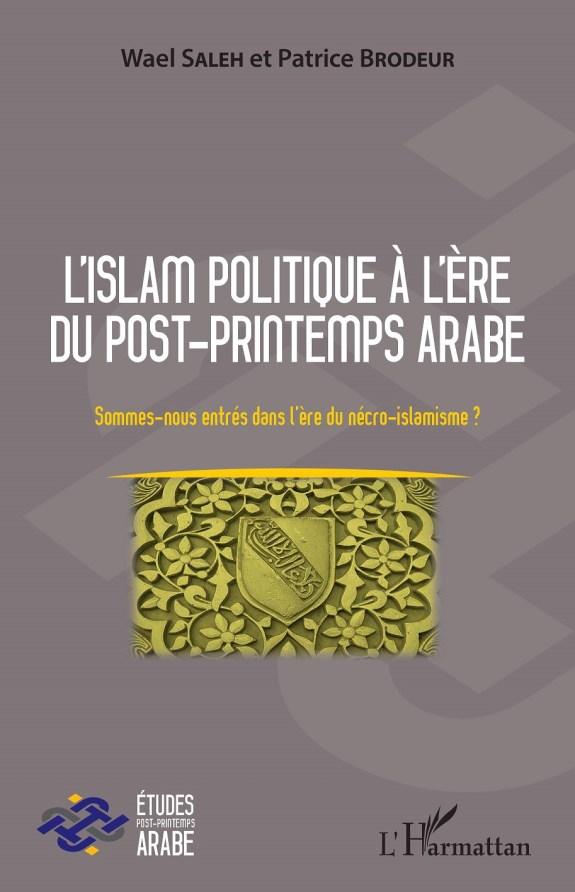 غلاف كتاب الإسلام السياسي فى زمن ما بعد الربيع العربي