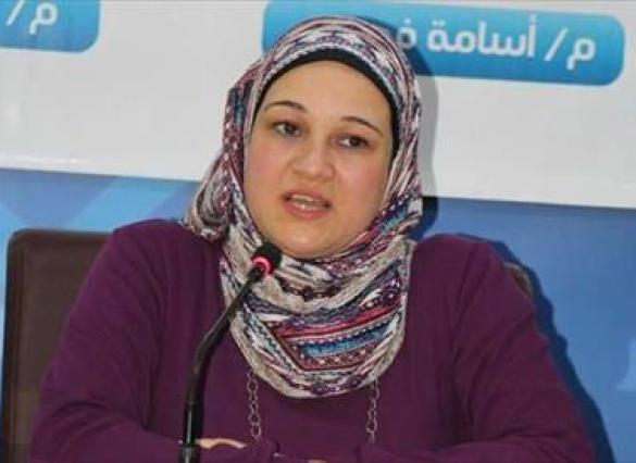 الروائية نهلة عبد السلام