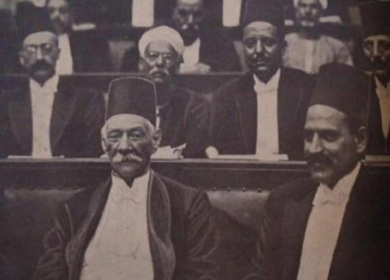 سعد زغلول ومصطفى النحاس