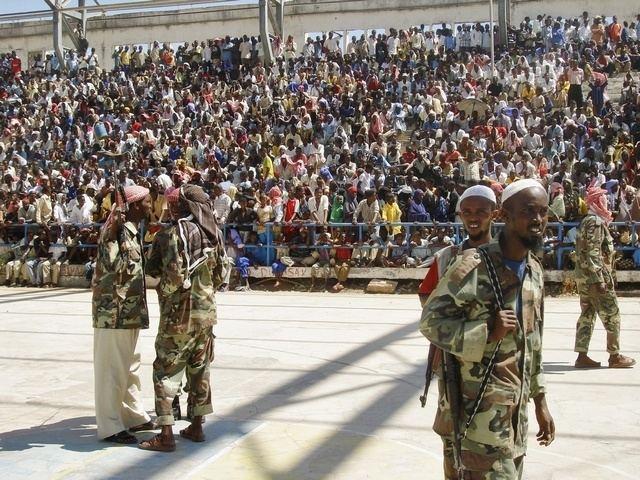 اتحاد المحاكم الإسلامية في الصومال