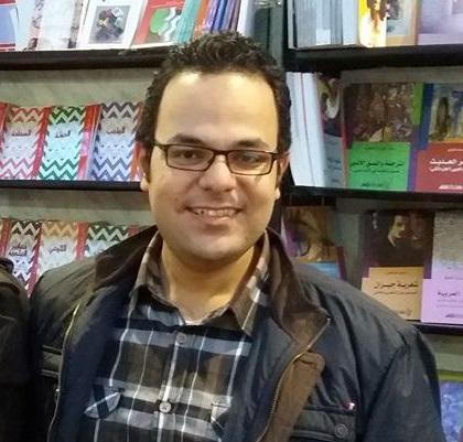 الروائي الشاب أحمد عبد المنعم