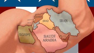 الشرق الأوسط وأمريكا